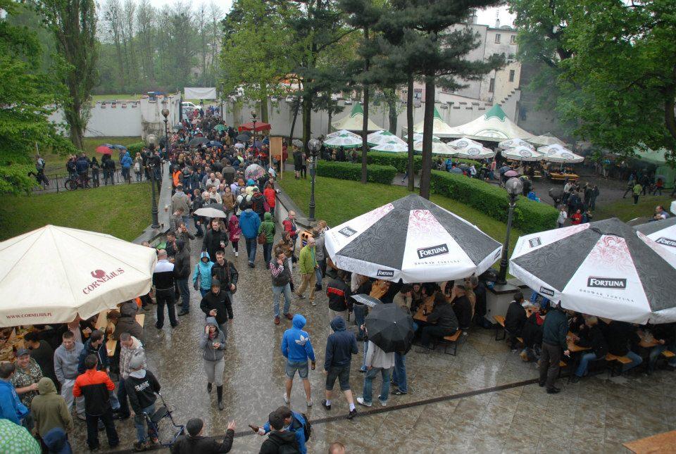 Festiwal Dobrego Piwa 2013, Festiwal Piwa Leśnica, Etykiety na butelki